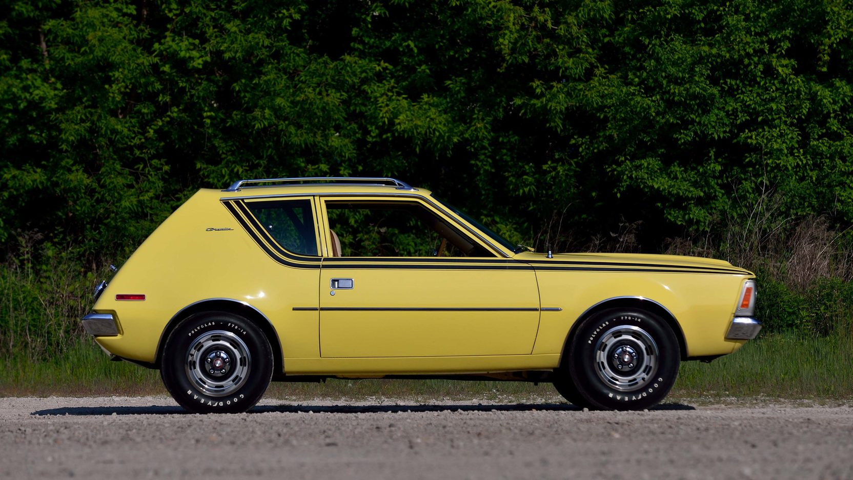1972 AMC Gremlin profile