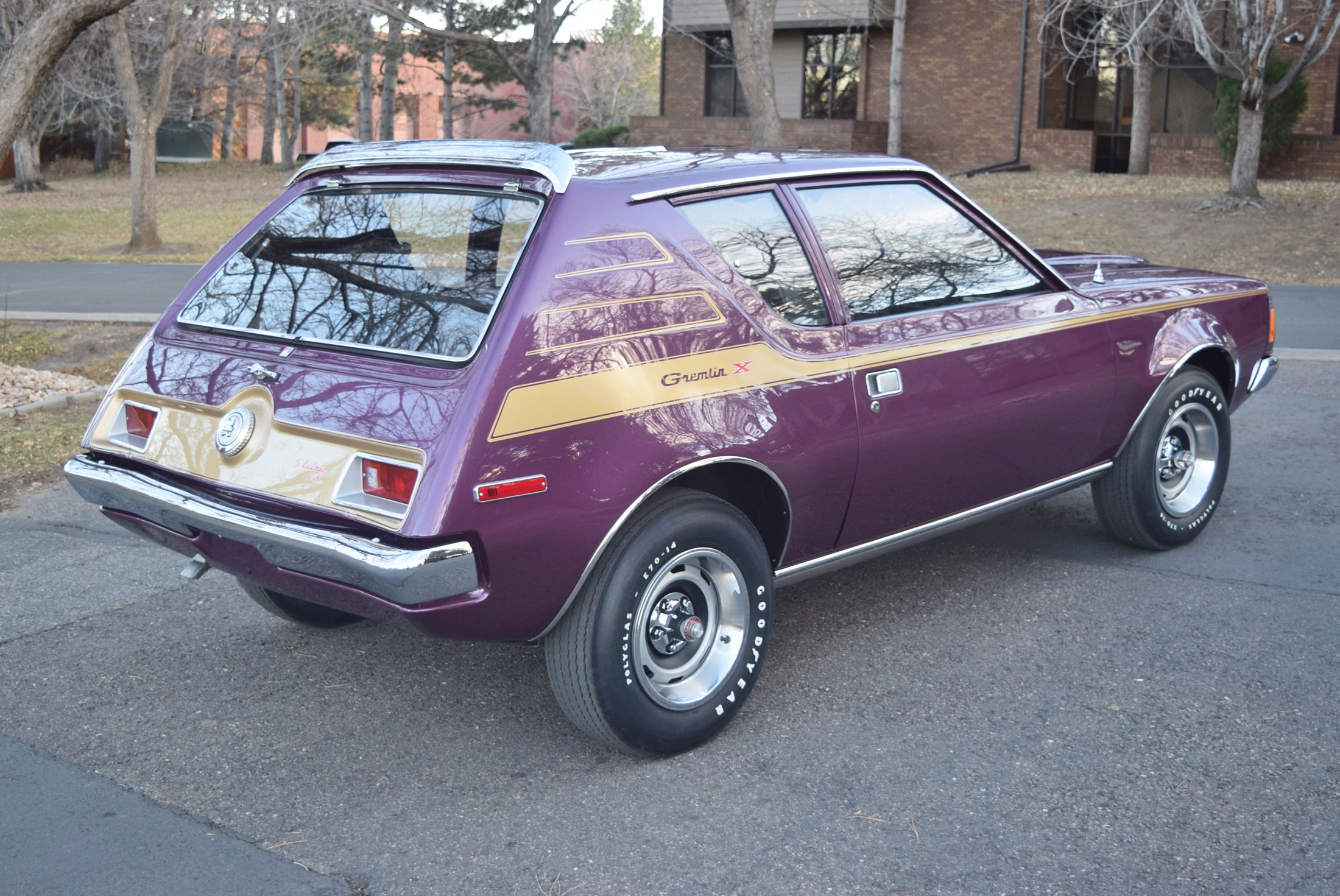 Brothers Collection Gremlin X rear 3/4