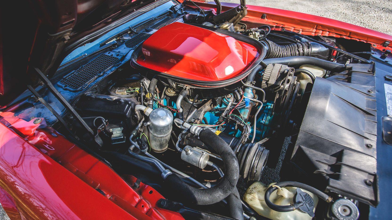 1978 Pontiac Firebird Trans Am 400 ci v8