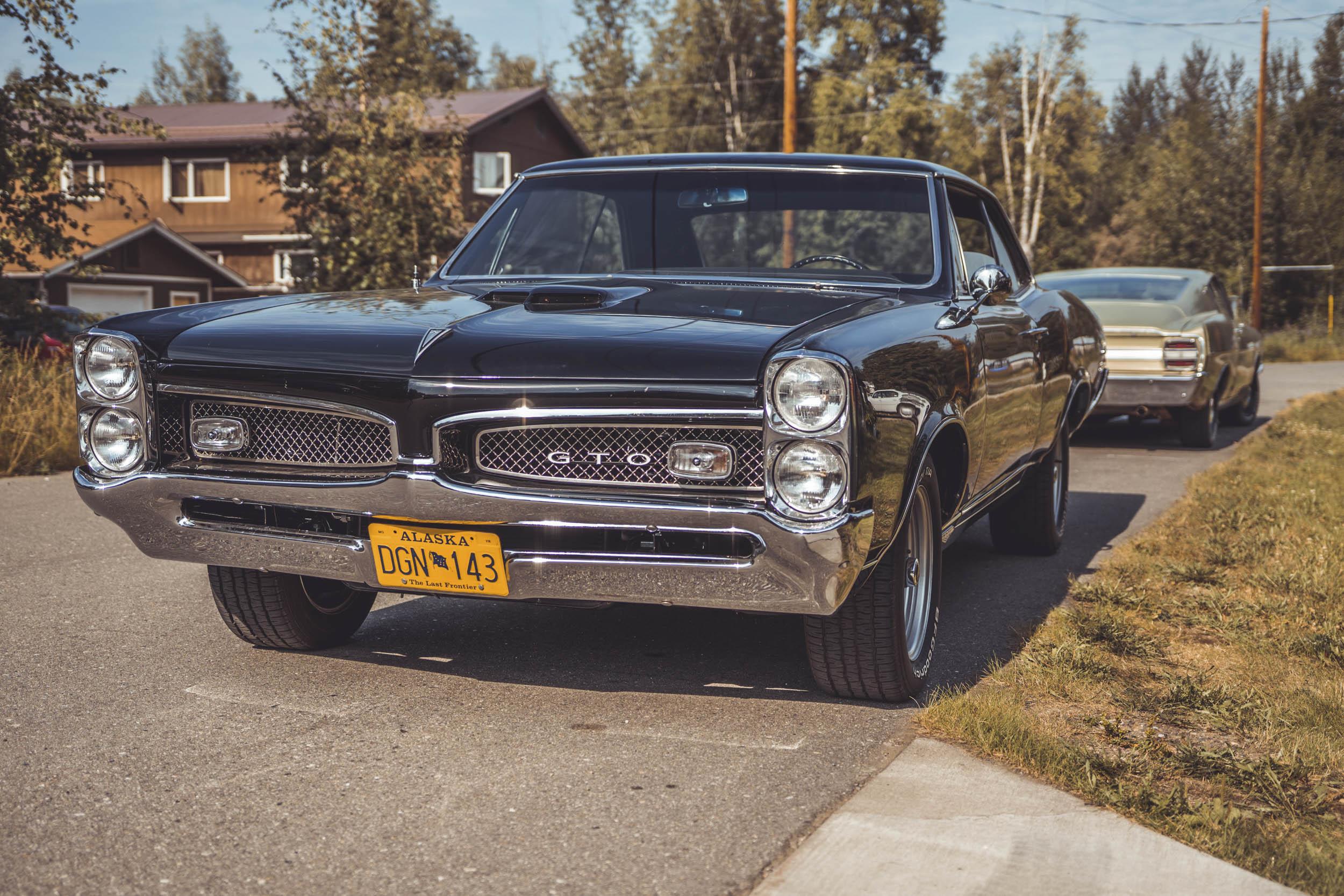classic GTO in Alaska