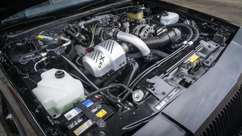 1987 Buick GNX turbo v6