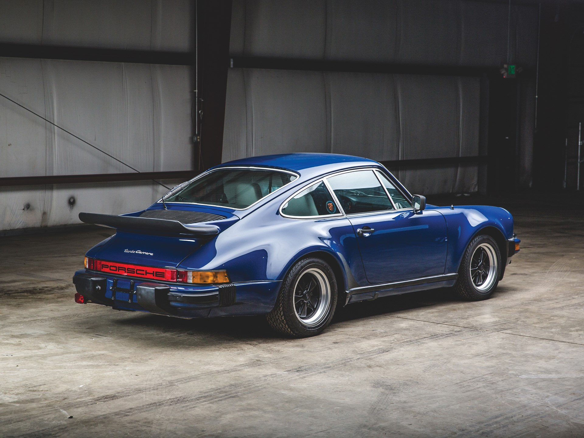 1976 Porsche 911 Carrera Turbo
