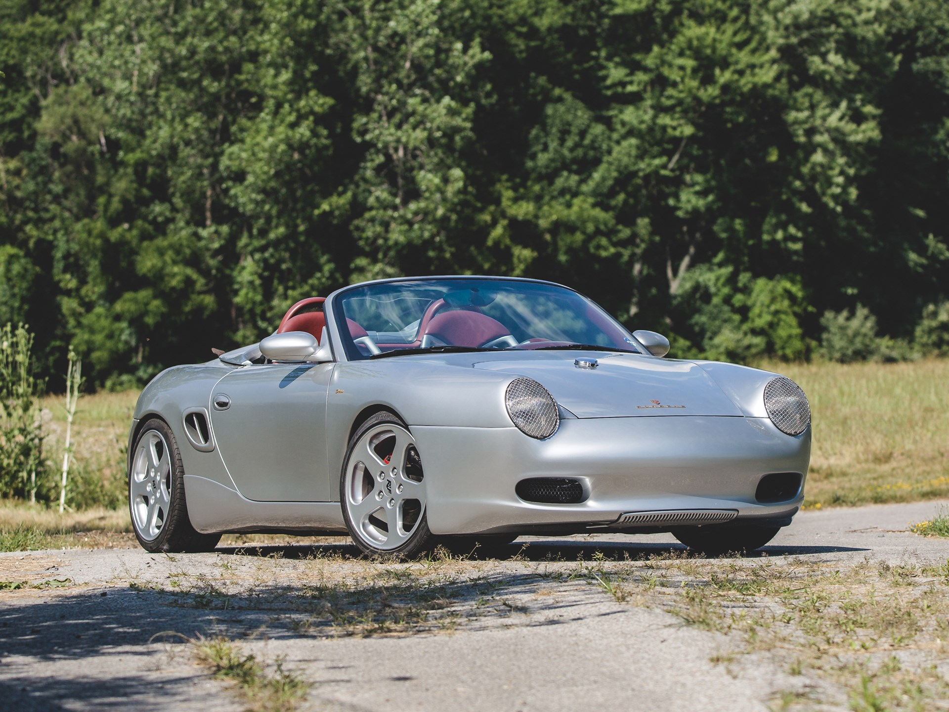 "1997 Porsche Boxster ""The Dean"""