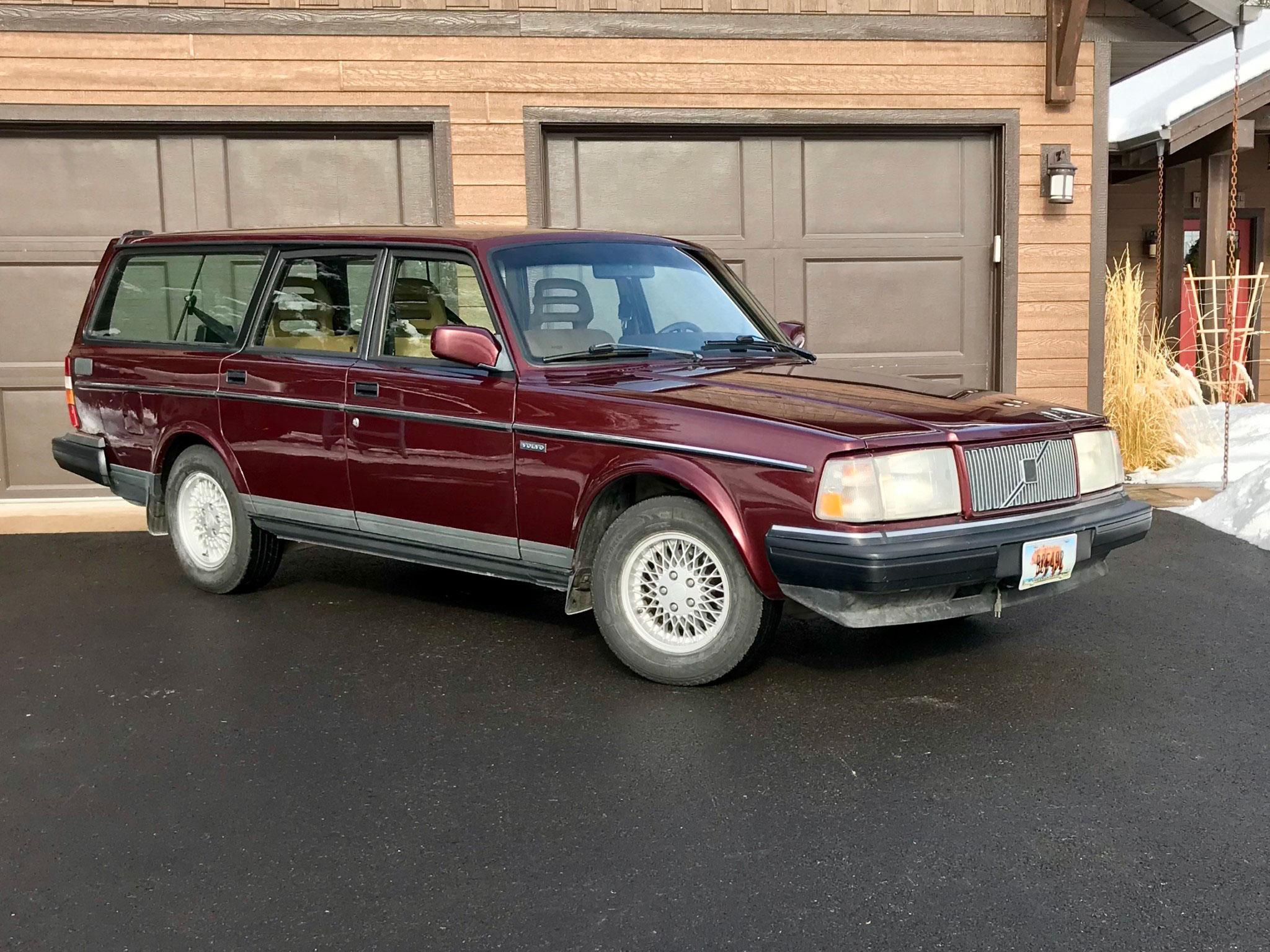 1993 Volvo 240 Classic LE Wagon