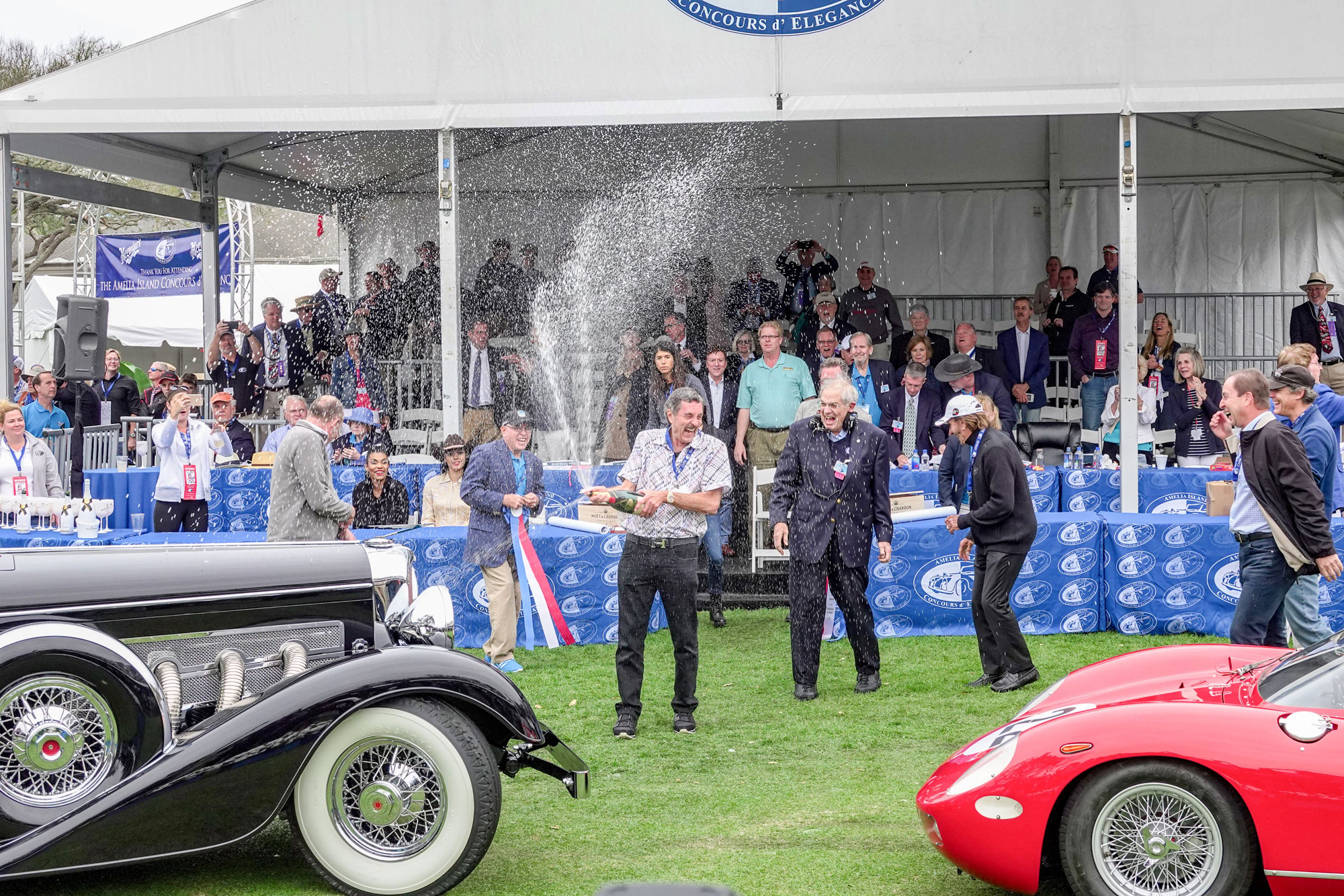 Your guide to the 2019 Amelia Island Concours d'Elegance
