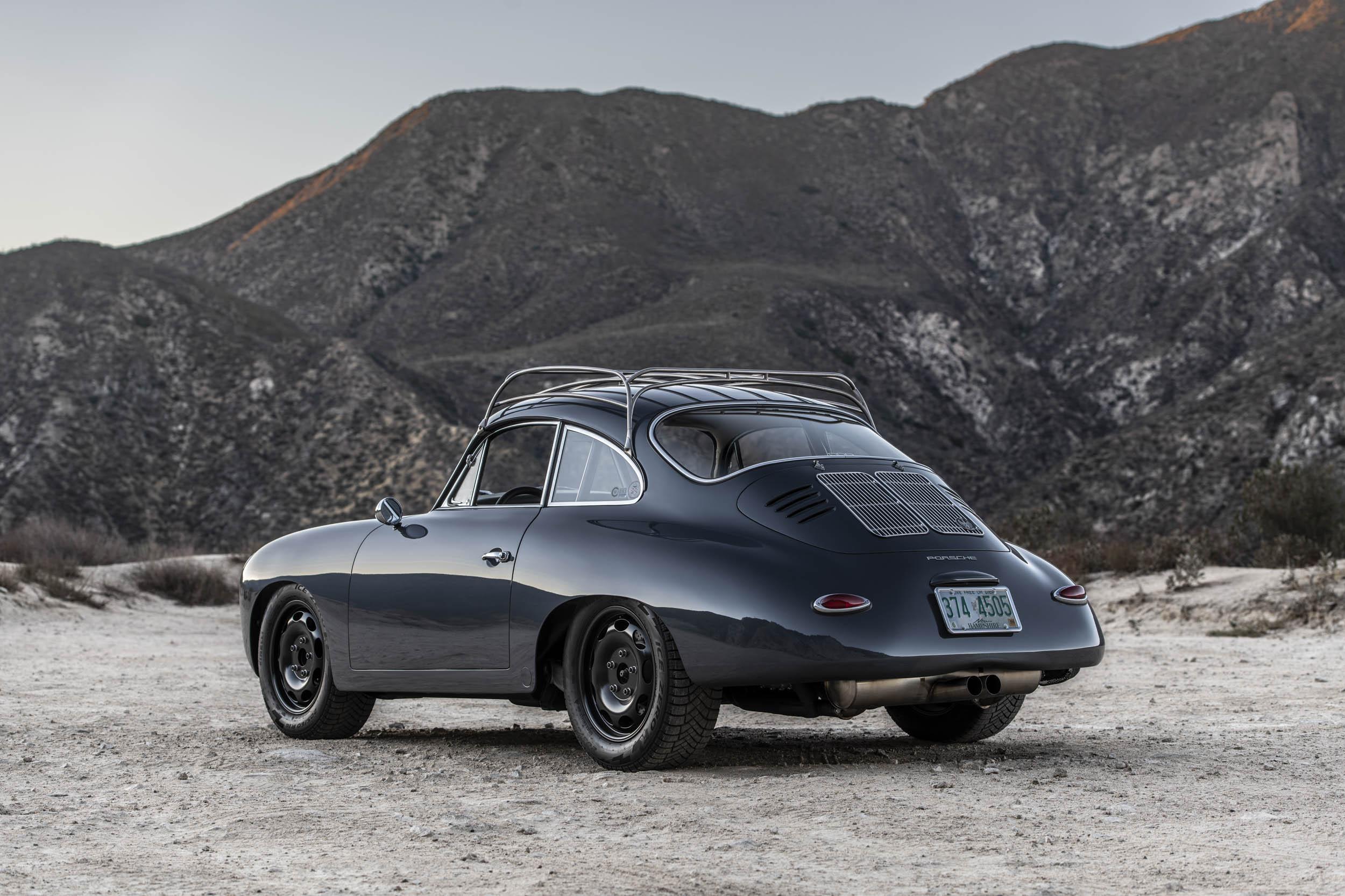 static Emory Porsche 356 C4S Allrad rear 3/4