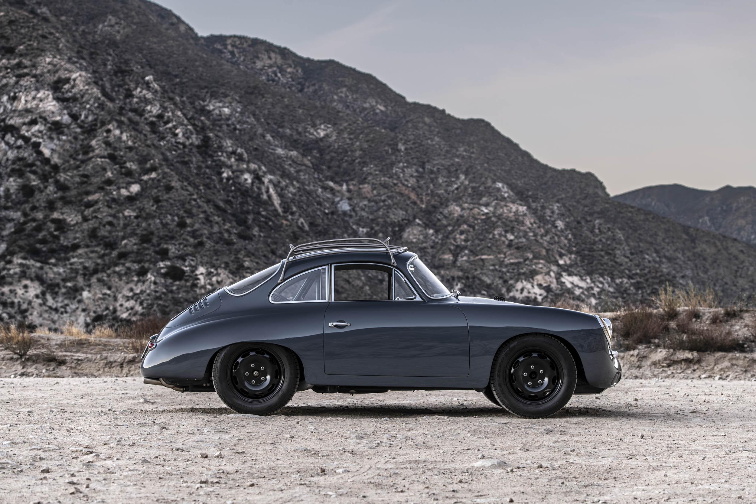 Emory Porsche 356 C4S Allrad side profile