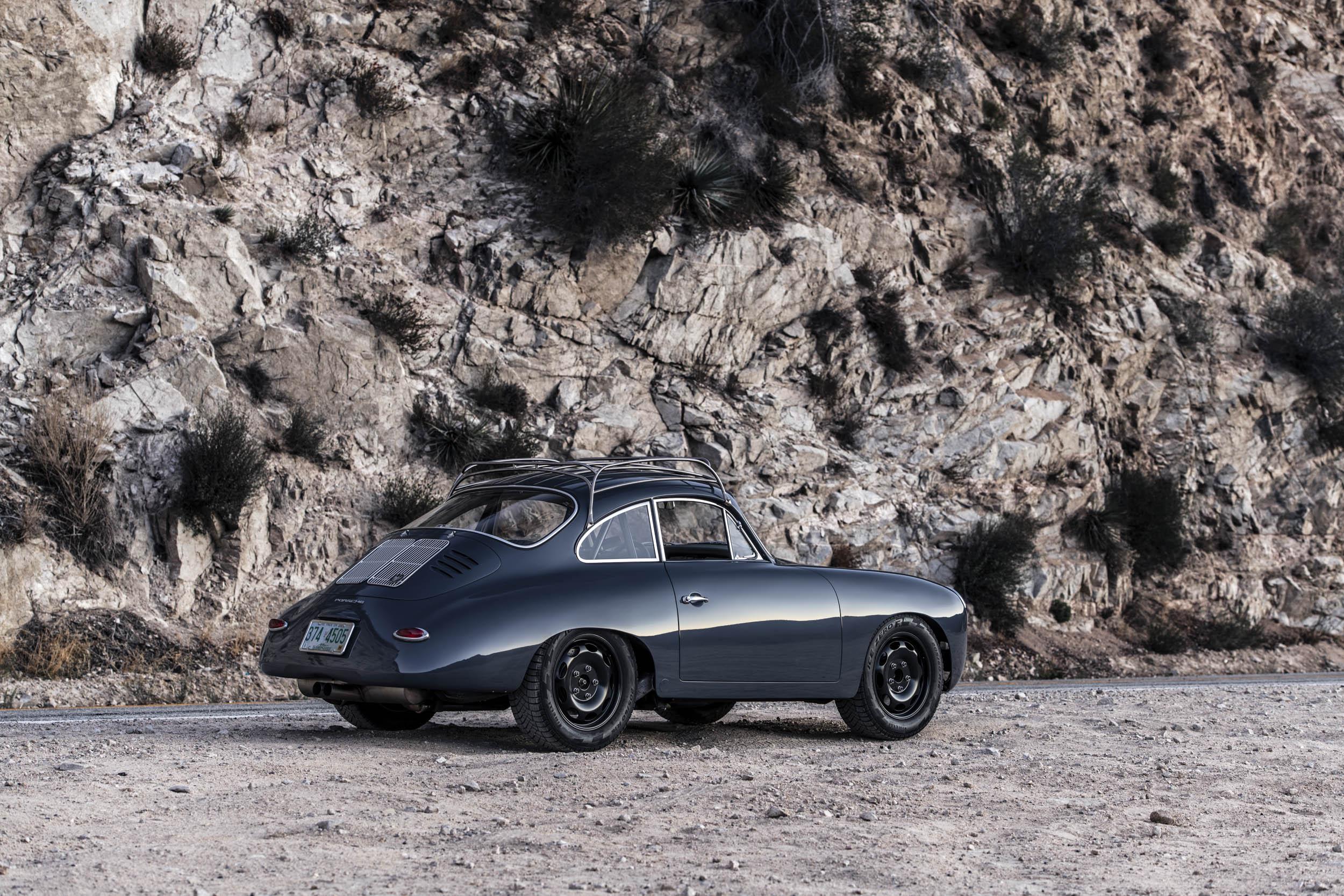 Emory Porsche 356 C4S Allrad