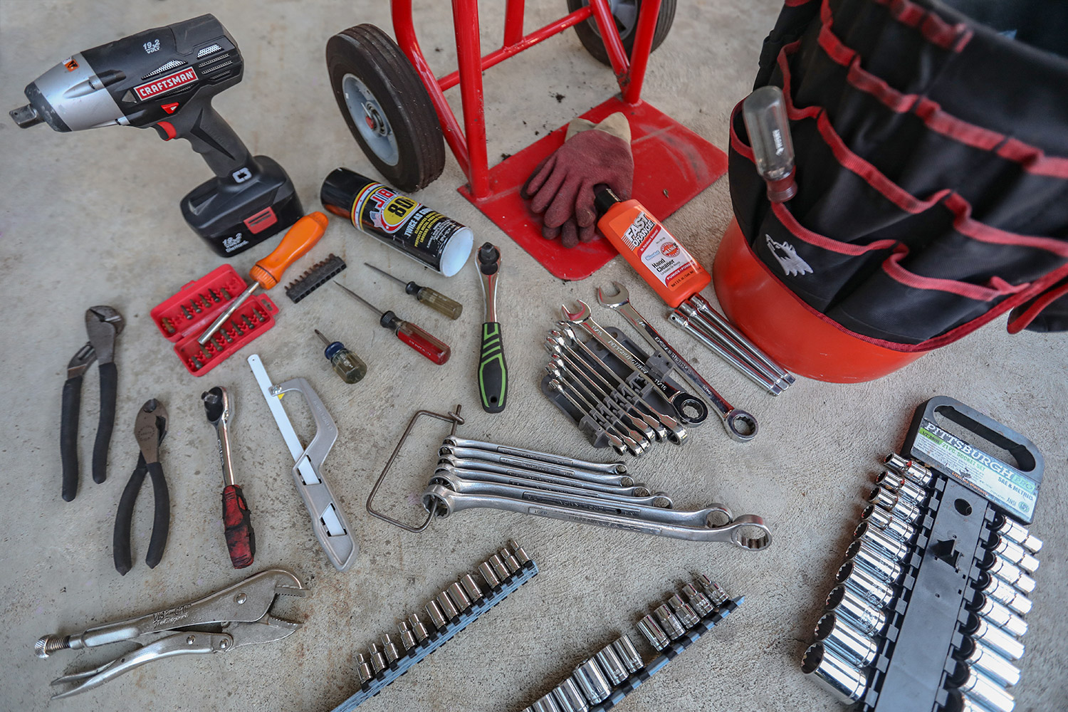 Must-haves for your junkyard tool kit