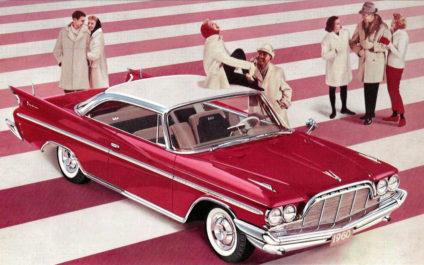 1960 Desoto advertisement