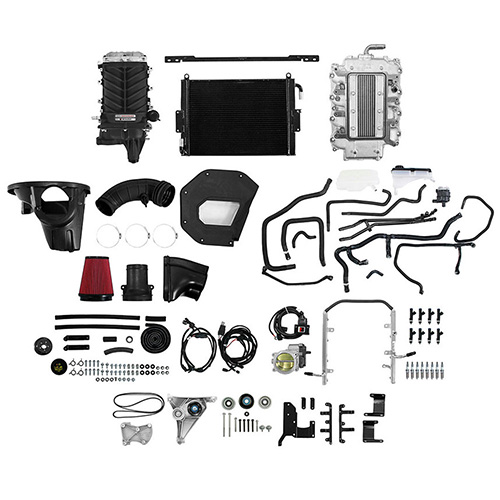 Mustang GT Supercharger instal kit