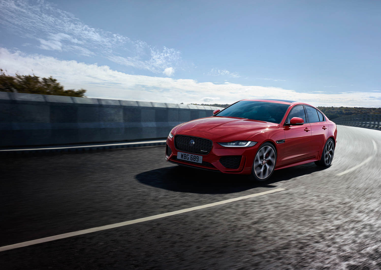 Jaguar XE sedan will become a cooler cat in 2020 thumbnail