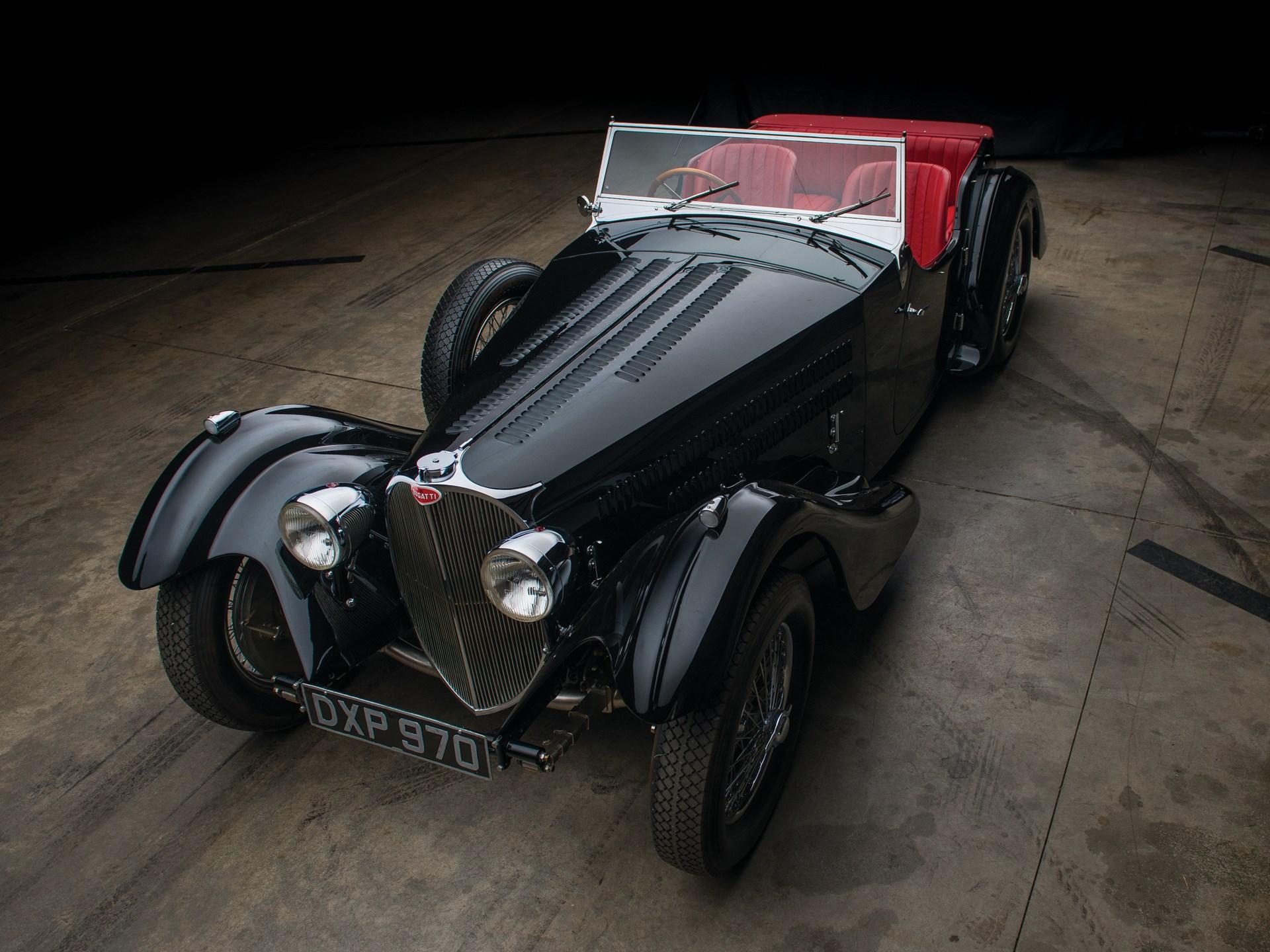 1937 Bugatti Type 57SC Tourer by Corsica