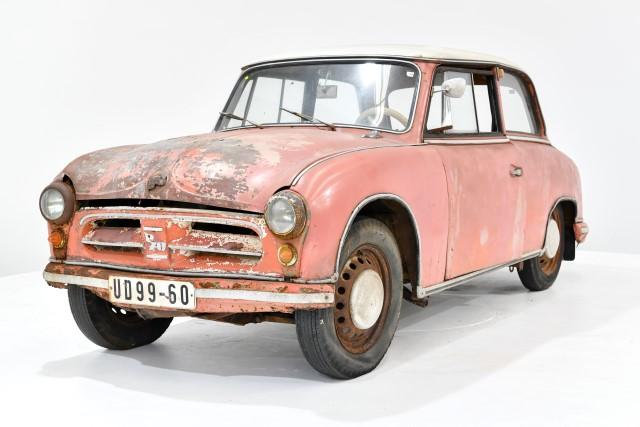 1958 AWZ P70 15F