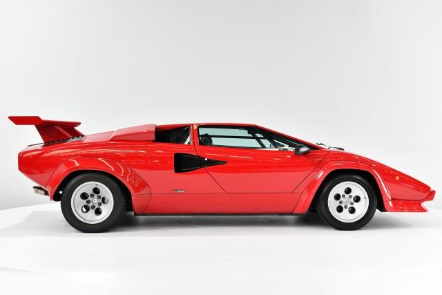 1985 Lamborghini Countach 5000 QV