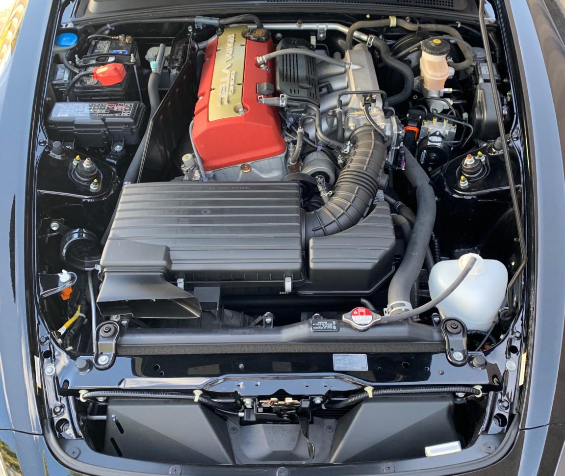 2009 Honda S2000 engine