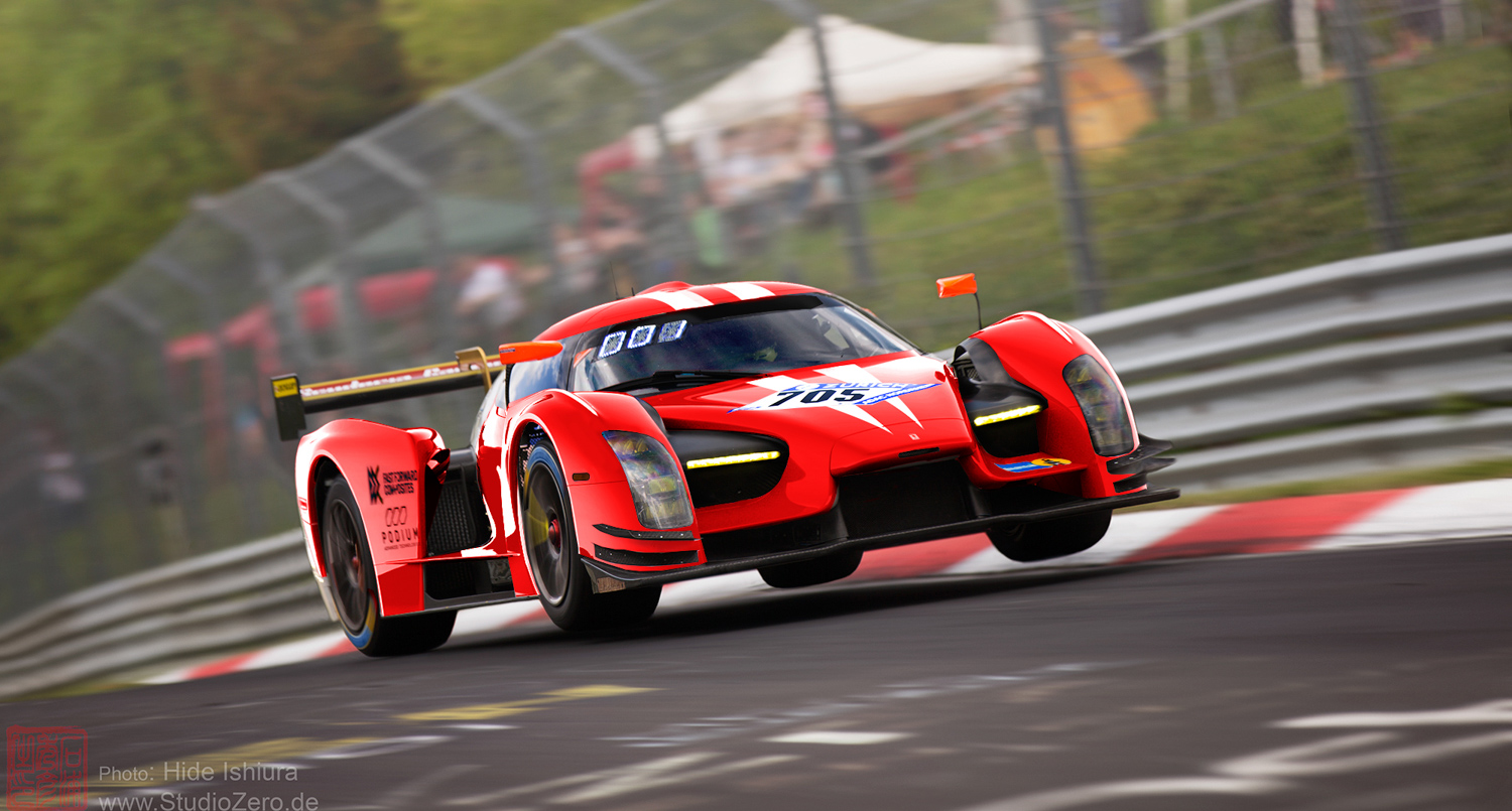 003C returning to the Nurburgring for 2019 VLN1, 6 Hour Qualifying, and 24 Hours