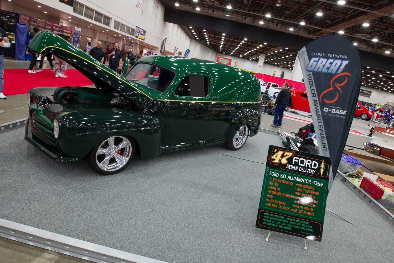 Autorama 2019 '47 Ford Sedan delivery