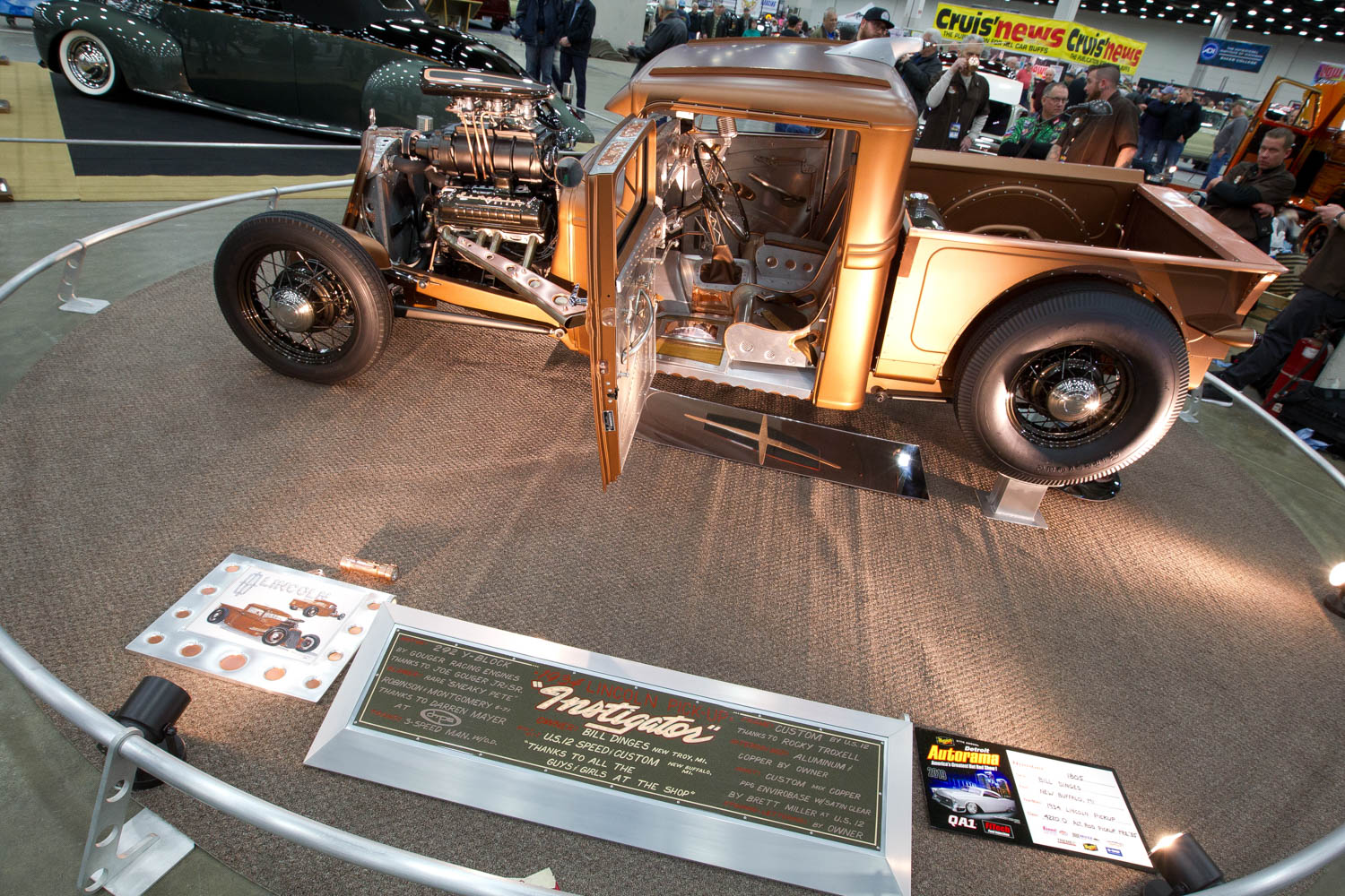 1934 Lincoln Pick-up