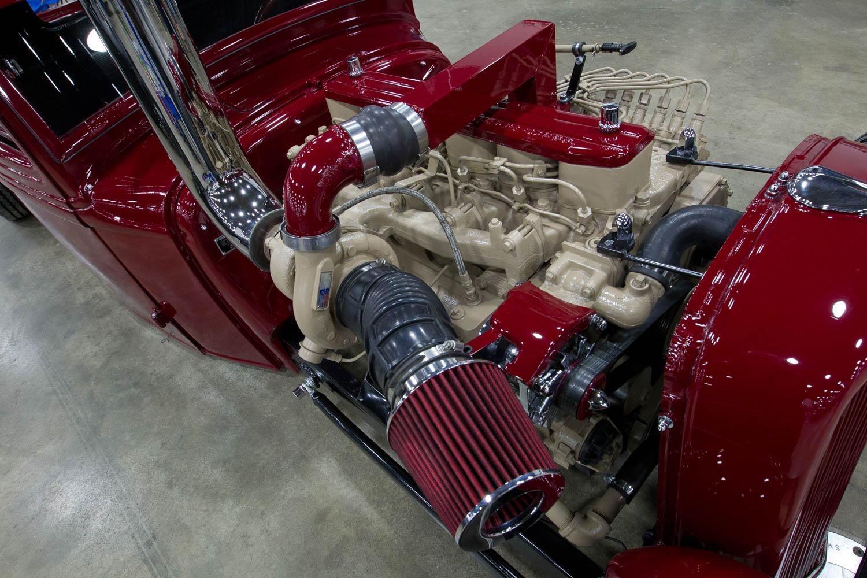 Autorama engine