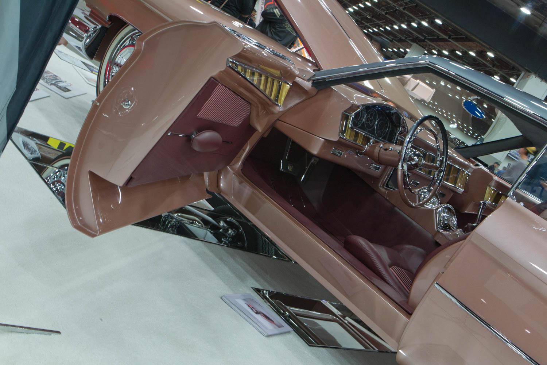 1959 Cadillac Eldorado Brougham door open
