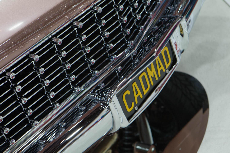 1959 Cadillac Eldorado Brougham grille detail