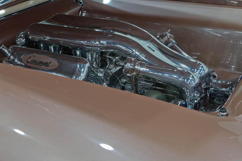 1959 Cadillac Eldorado Brougham engine