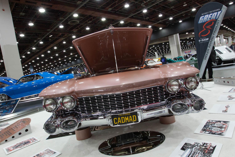 1959 Cadillac Eldorado Brougham front
