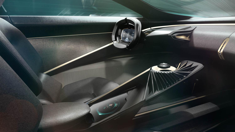Aston Martin Lagonda All-Terrain Concept cockpit