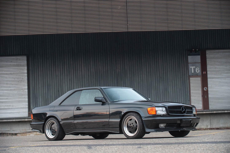 1990 Mercedes-Benz 560 SEC AMG 6.0 'Wide-Body'