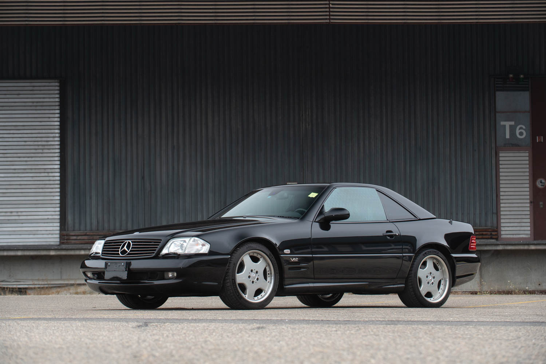 1998 Mercedes-Benz SL 70 AMG