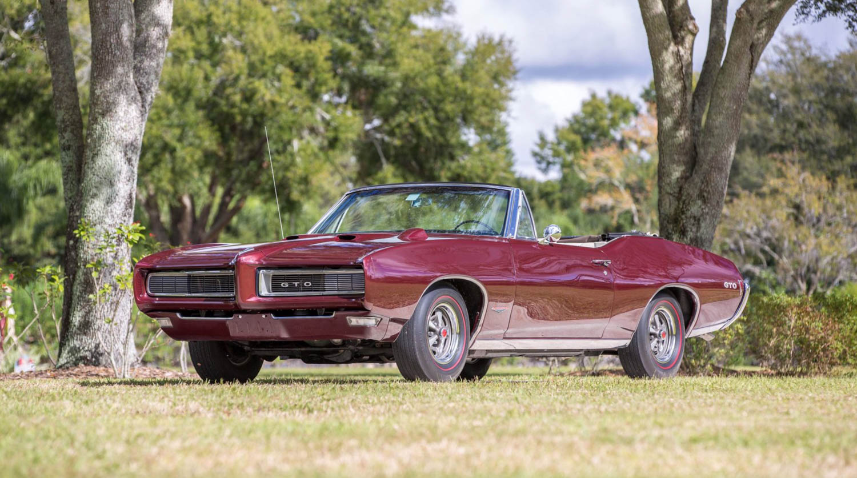 1968 Pontiac GTO Endura