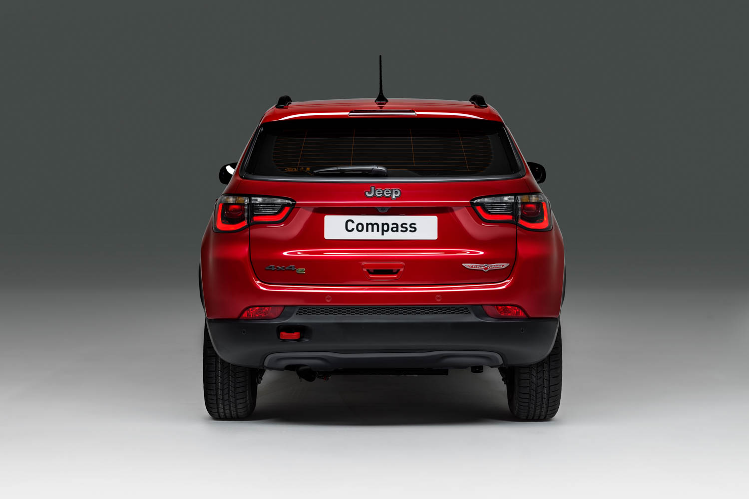 Jeep Compass Plug-in Hybrid rear
