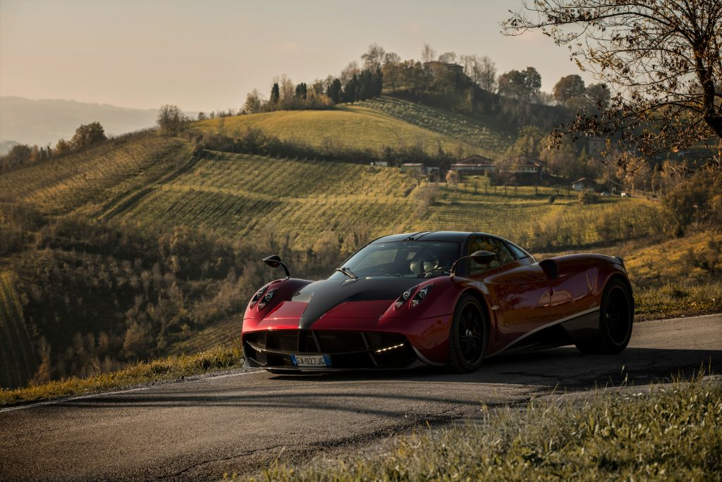 Why Pagani is working on an electric supercar to succeed the Huayra thumbnail