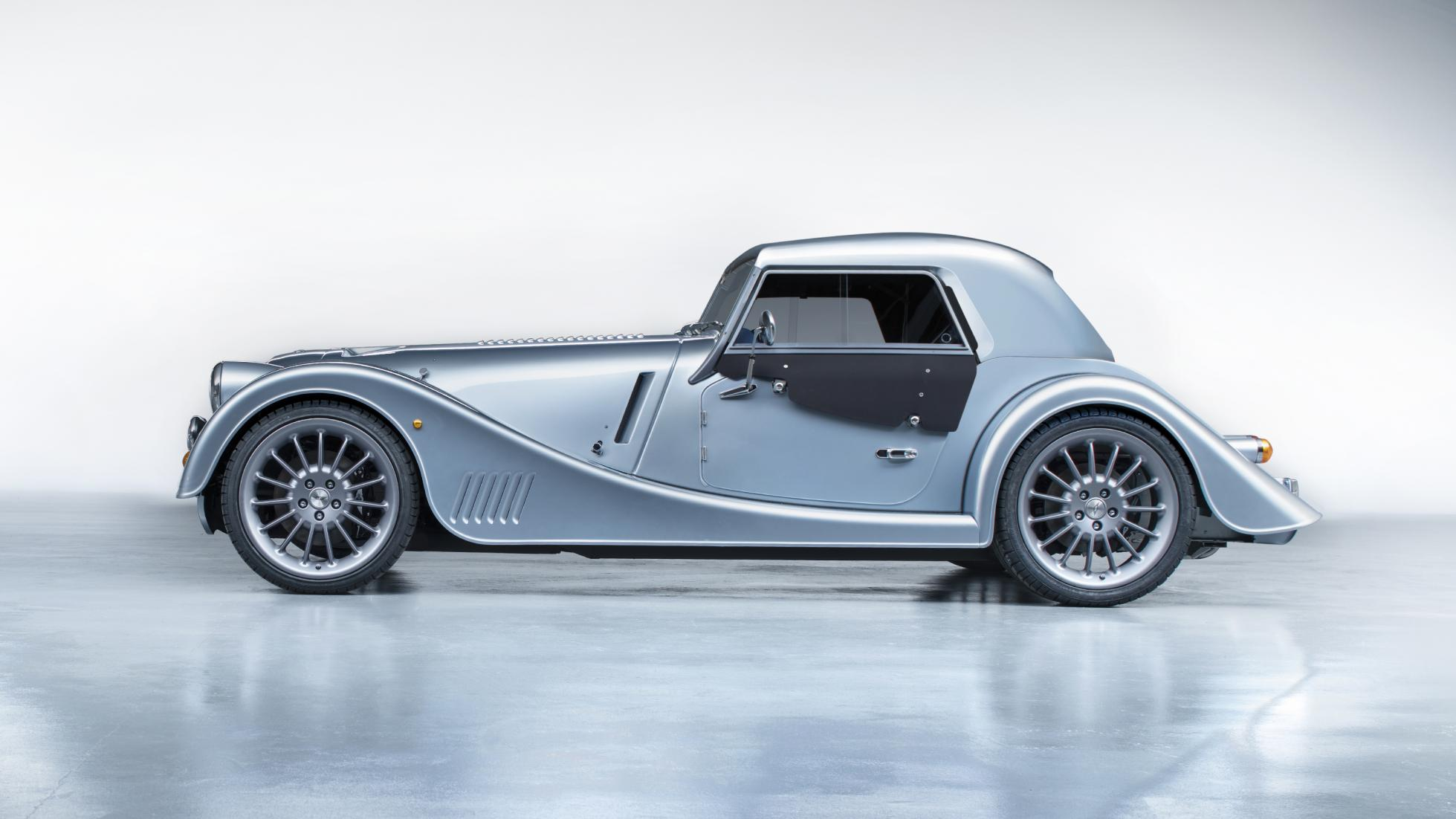 Morgan Plus Six top up