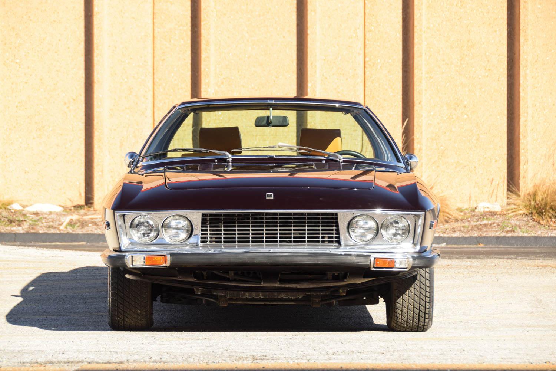 1970 Monteverdi 375/4 Sedan front