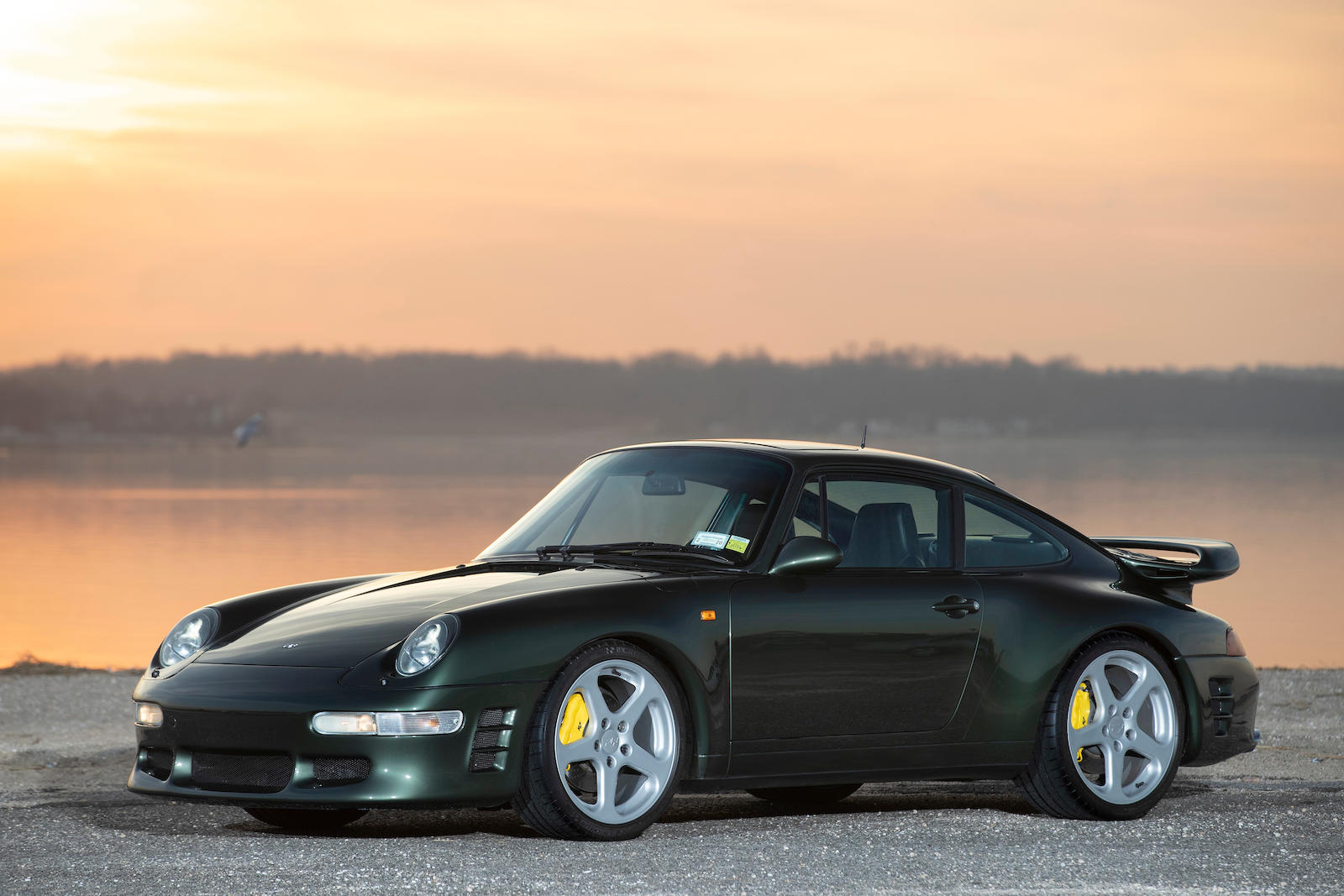 1998 RUF 911 Turbo R Coupe