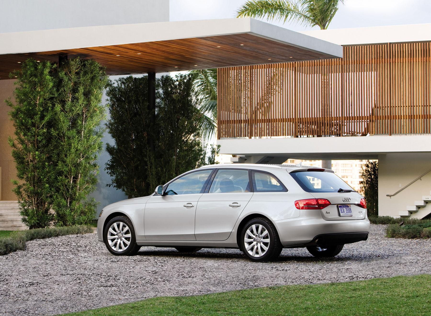2008 Audi A4 Avant