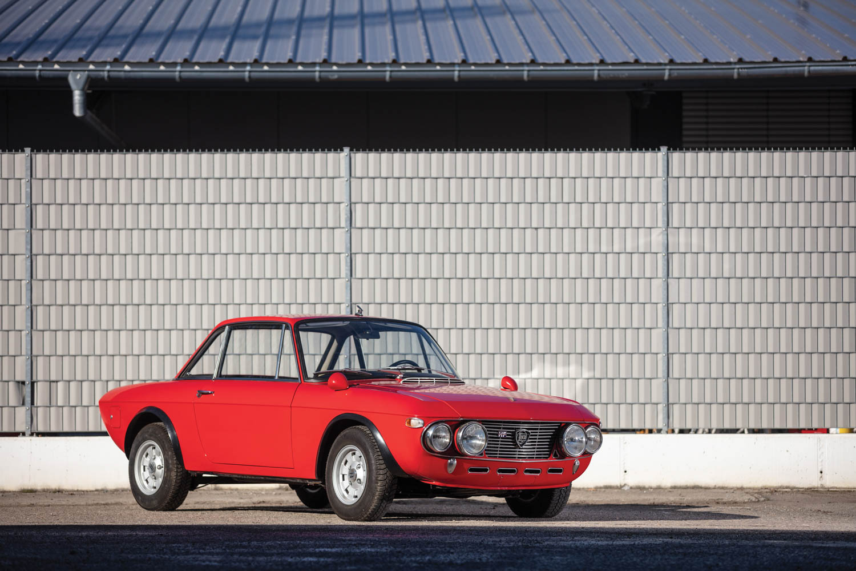 "1970 Lancia Fulvia Coupe Rally 1.6 HF ""Fanalone"""