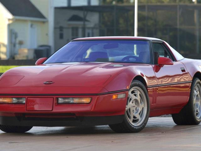 C4 Corvettes are V-8 sports-car fun on the cheap
