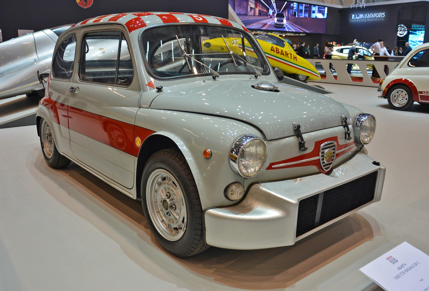 1968 Abarth 1000 TCR Radiale