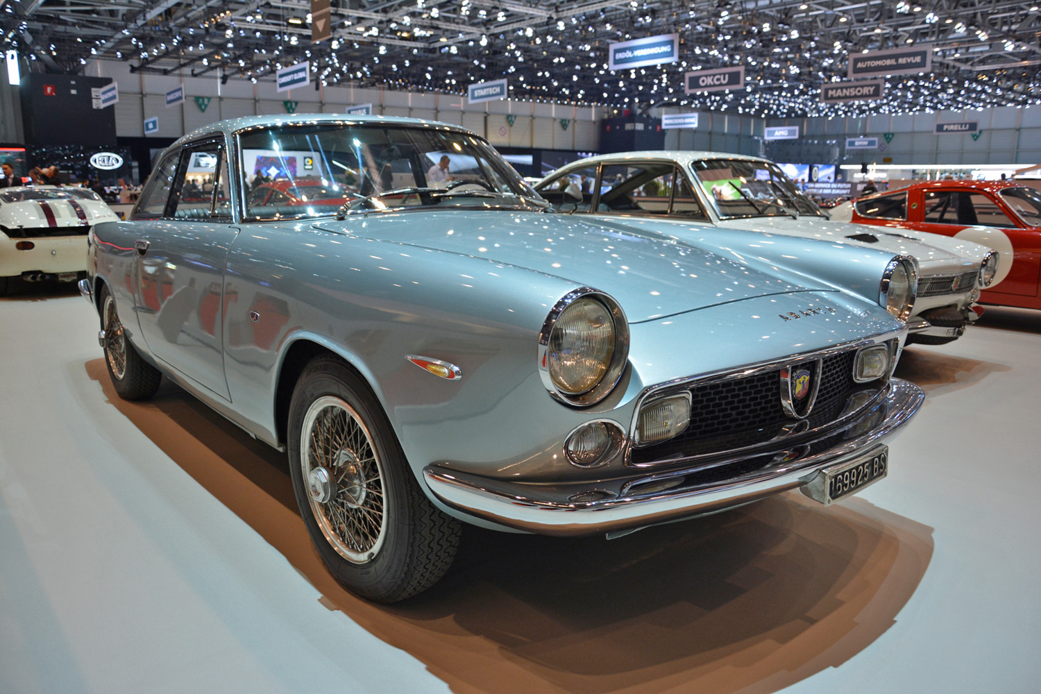 1965 Abarth 2400 Coupe