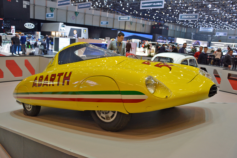 1958 Abarth 500 Record