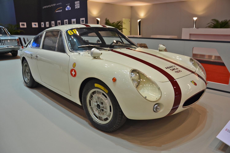 1963 Abarth Simca 1300 GT