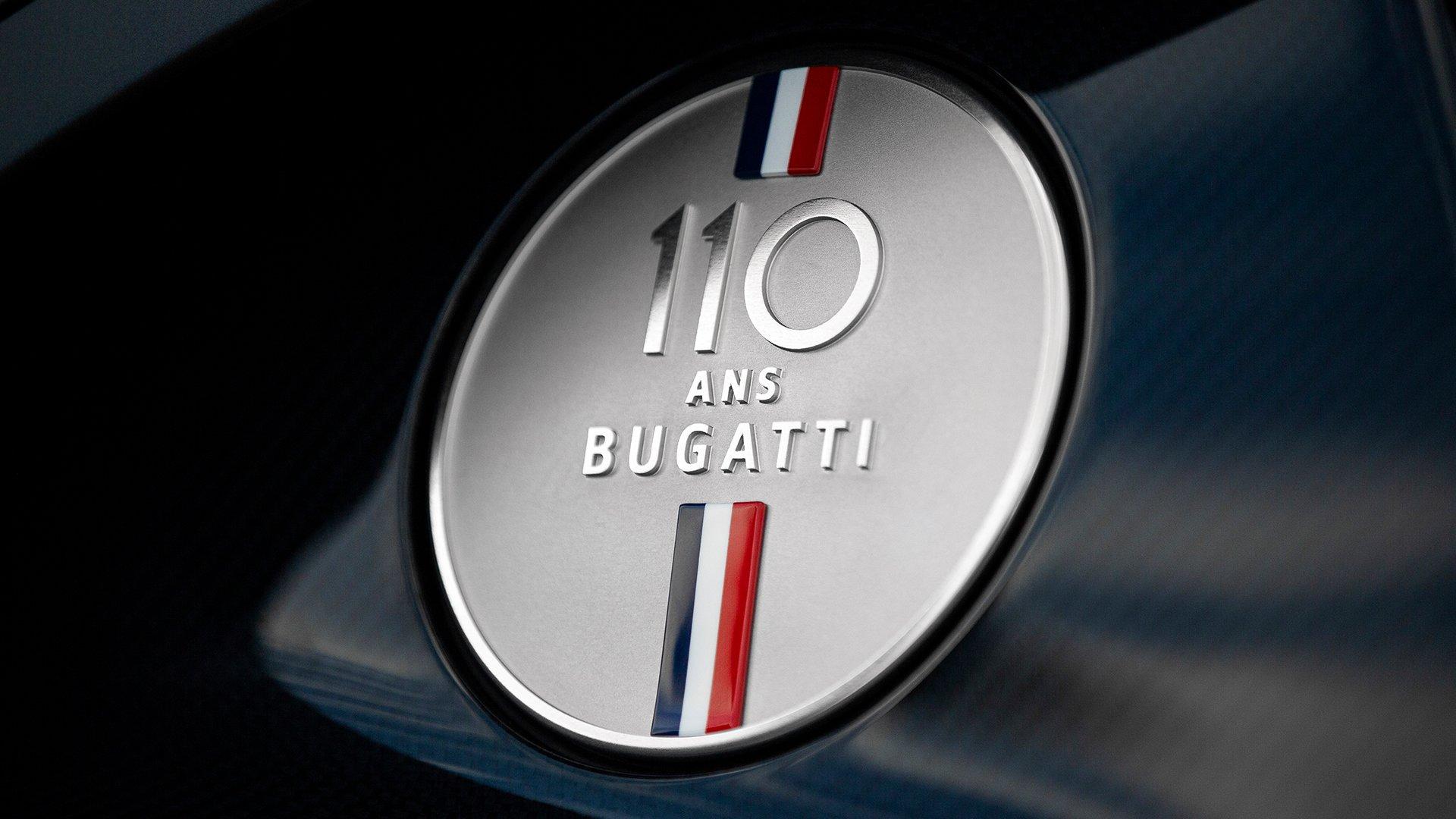 Bugatti Baby II  110 anniversary