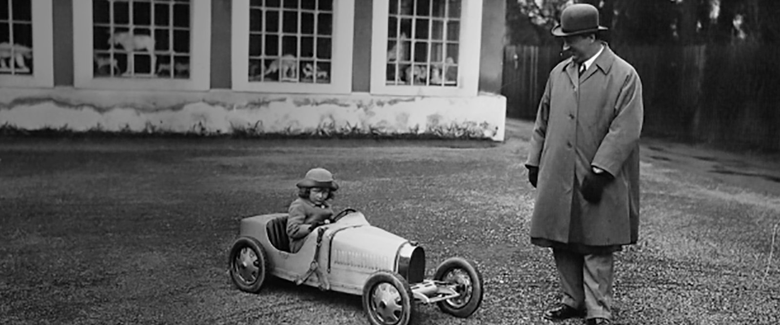 original bugatti baby