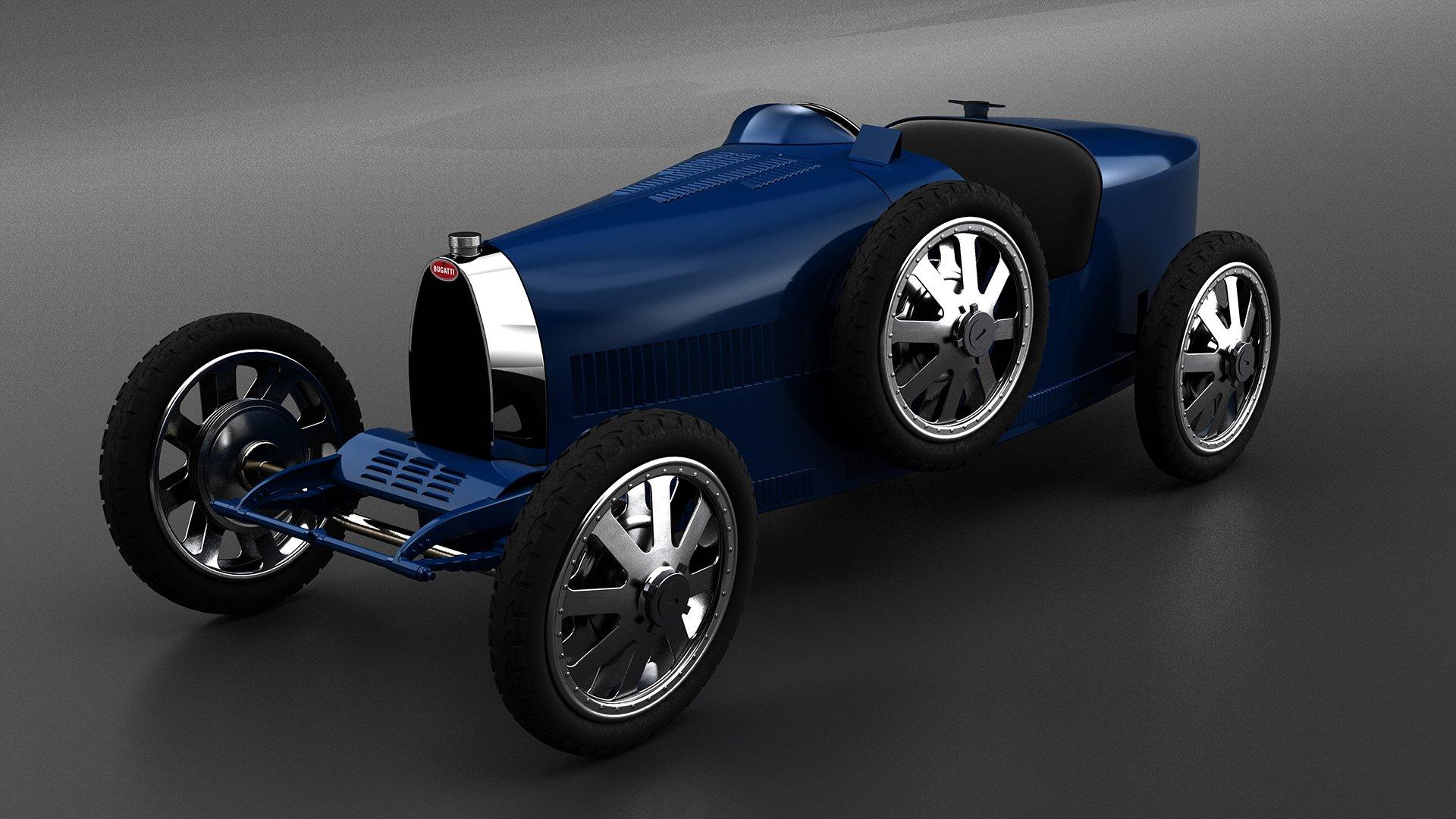 A $30,000 Bugatti? thumbnail