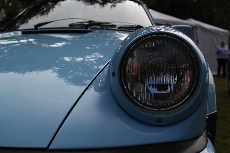 Porsche 930 turbo headlight