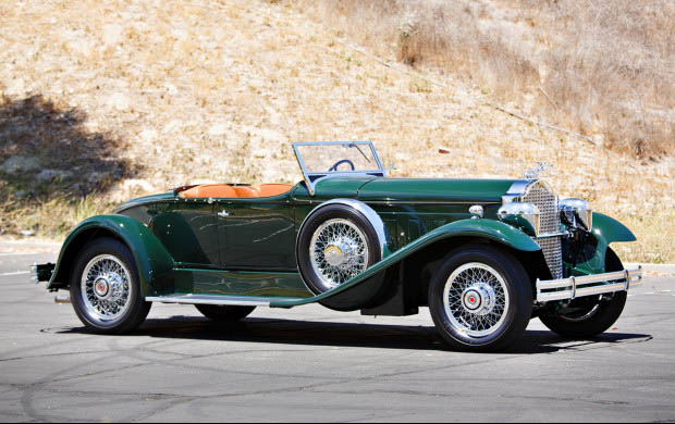 1930 Packard Speedster-Series 734 Boattail
