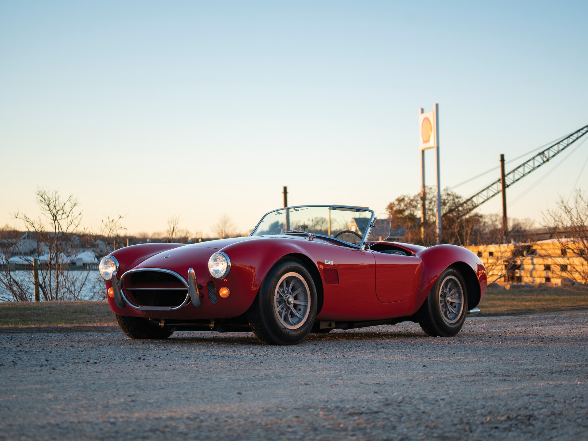 1967 Shelby Cobra 427 Roadster sells for a record $1.8M at Amelia thumbnail